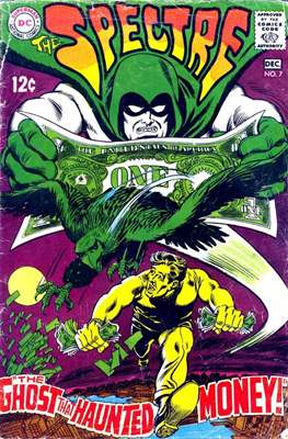 The Specte Vol 1 (Comic Book. 1967 - 1969) #7
