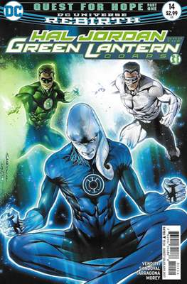 Hal Jordan and the Green Lantern Corps (2016-2018) (Comic-book) #14