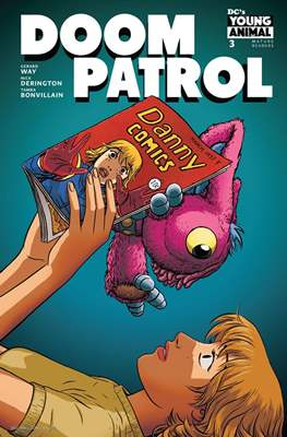 Doom Patrol Vol. 6 #3