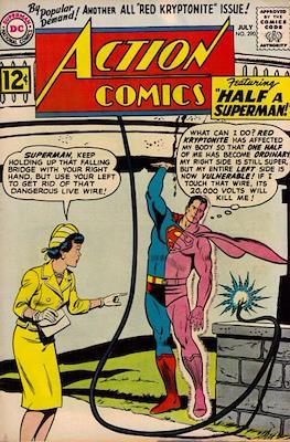 Action Comics Vol. 1 (1938-2011; 2016-) (Comic Book) #290