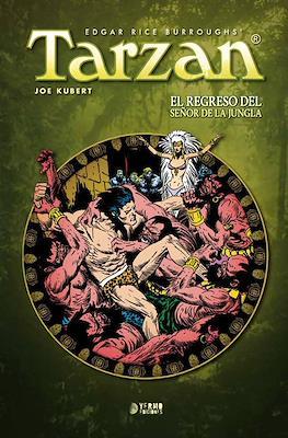 Tarzán por Joe Kubert (Cartoné 200 pp) #2