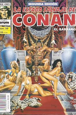 La Espada Salvaje de Conan Vol. 1. 2ª edición (Grapa. 64 páginas) #50