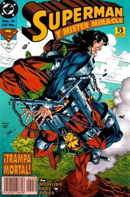 Superman (1993-1996) (Grapa, 48-72 páginas) #30