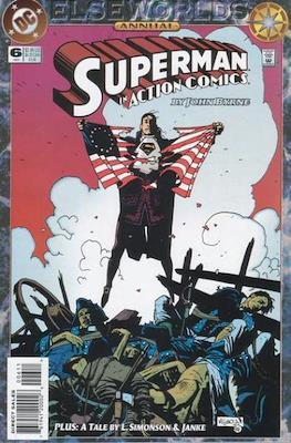 Action Comics Vol. 1 Annual (1987-2011) #6