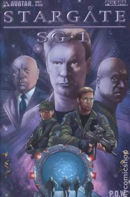 Stargate SG-1 - POW (Variant Cover) (Comic Book) #2
