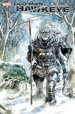 Old Man Hawkeye #10