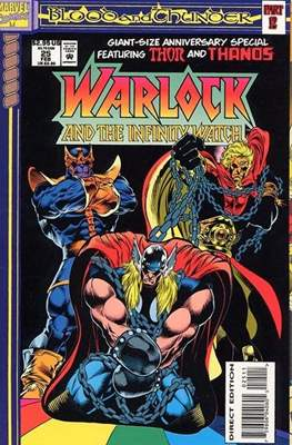 Warlock and the Infinity Watch (Comic-Book) #25
