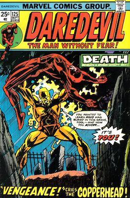 Daredevil Vol. 1 (1964-1998) (Comic Book) #125