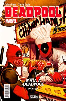 Deadpool mata a Deadpool (Rústica) #1