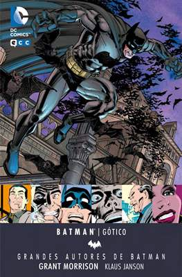 Grandes Autores de Batman. Grant Morrison (Cartoné 216-144 pp) #2