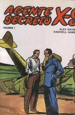 Agente secreto X-9 (Rústica) #7