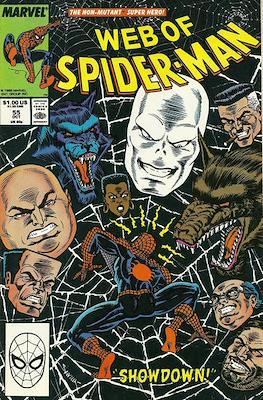 Web of Spider-Man Vol. 1 (1985-1995) (Comic-book) #55