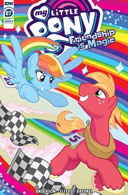 My Little Pony: Friendship Is Magic (Comic-Book) #87