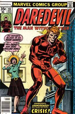 Daredevil Vol. 1 (1964-1998) (Comic Book) #151
