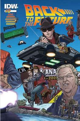 Back to the Future (Grapa) #2