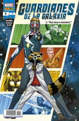 Guardianes de la Galaxia (2013-) #76/1