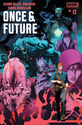 Once & Future (Comic Book) #12