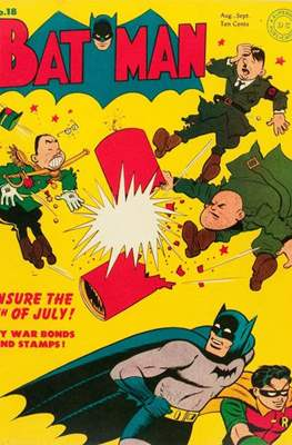 Batman Vol. 1 (1940-2011) (Comic Book) #18