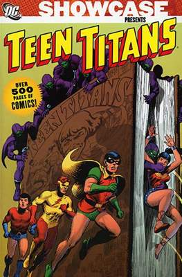 Showcase presents: Teen Titans (Softcover) #1