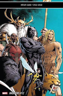 The Avengers Vol. 8 (2018-...) (Comic Book) #12