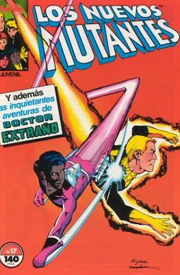 Los Nuevos Mutantes Vol. 1 (1986-1990) (Grapa 32-64 pp) #17