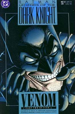 Batman: Legends of the Dark Knight Vol. 1 (1989-2007) #17