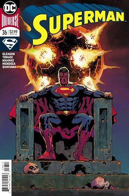 Superman Vol. 4 (2016-2018) #36