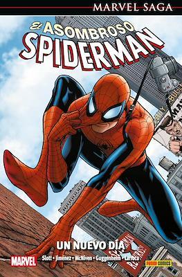 Marvel Saga: El Asombroso Spiderman (Cartoné) #14