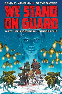 We Stand on Guard (Comic-book) #5