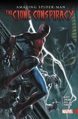 Amazing Spider-Man - The Clone Conspiracy