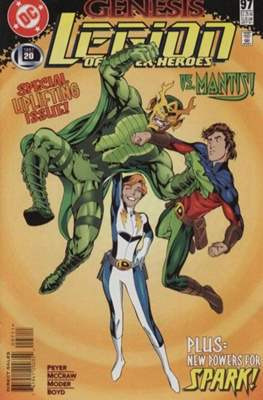 Legion of Super-Heroes Vol. 4 (1989-2000) (Comic-book) #97