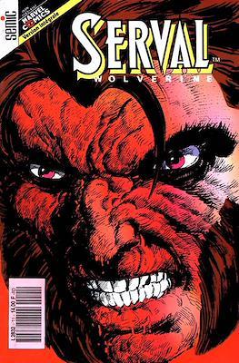Serval / Wolverine Vol. 1 (Agrafé) #11