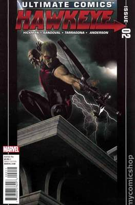 Ultimate Comics Hawkeye (Comic Book) #2