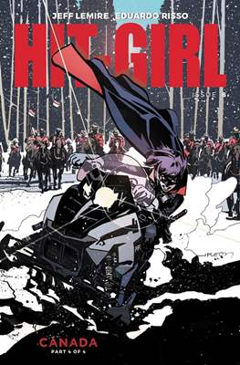 Hit-Girl (2018 Variant Covers) (Comic Book) #8