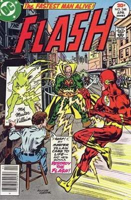 Flash vol. 1 (1959-1985) (Grapa, 32 págs.) #248
