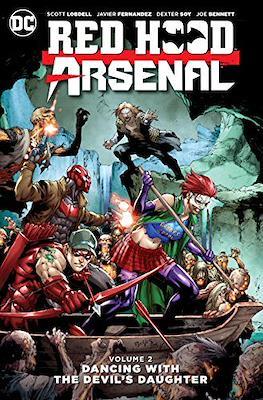 Red Hood / Arsenal Vol. 1 #2
