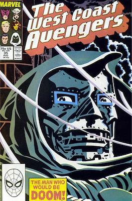 West Coast Avengers Vol. 2 (Comic-book. 1985 -1989) #35