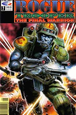 Rogue Trooper The Final Warrior (Cómic grapa) #7