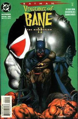 Batman: Vengeance of Bane (Comic Book. 1993 - 1995) #2