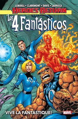 Heroes Return. Los Cuatro Fantásticos #1