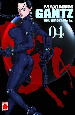 Maximum Gantz (Rústica con sobrecubierta) #4
