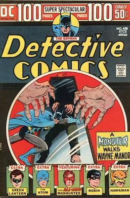 Detective Comics Vol. 1 (1937-2011; 2016-) (Comic Book) #438