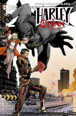Batman: Caballero Blanco presenta - Harley Quinn #5