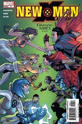 New X-Men: Academy X / New X-Men Vol. 2 (Comic-Book) #6