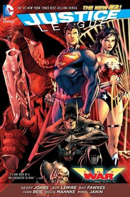 Justice League (2011-2016) (Softcover) #3.5
