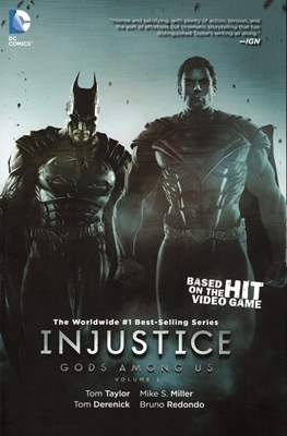 Injustice: Gods Among Us (Softcover 192-224 pp) #2