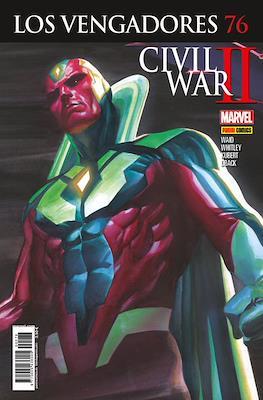 Los Vengadores Vol. 4 (2011-) (Grapa) #76
