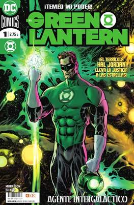 Green Lantern. Nuevo Universo DC / Hal Jordan y los Green Lantern Corps. Renacimiento (Grapa) #83/1