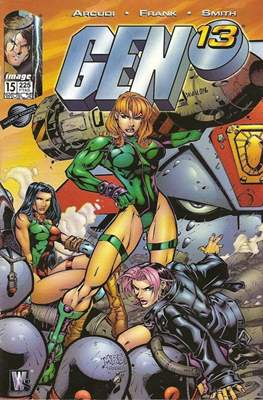 Gen 13. Vol. 2 (Grapa 24-32 pp) #15