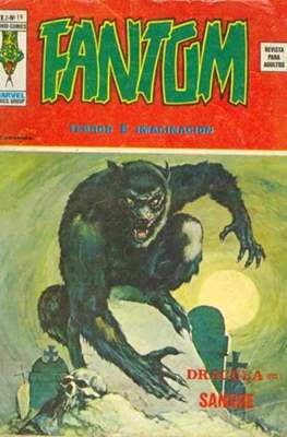 Fantom Vol. 2 (1974-1975) (Grapa) #19